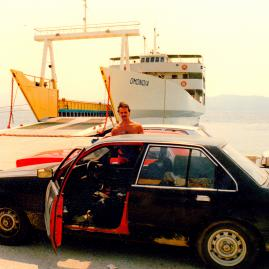 The Greece-Turkey-1987-Collection (I love-d my shipwreck-Opel)